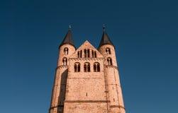 Kloster Unser Lieben Frauen in Magdeburg, Deutschland Lizenzfreie Stockbilder