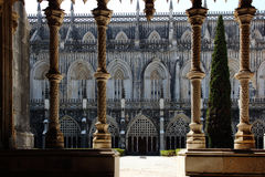 Kloster von Batalha Lizenzfreie Stockfotos