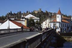 Kloster von Christus Tomar Portugal Lizenzfreies Stockbild