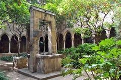 Kloster von die Anna-Kirche der stas Stockbild