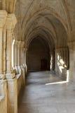 Kloster von Poblet Lizenzfreie Stockbilder