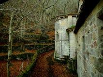 Kloster von Santa Cristina Lizenzfreie Stockfotografie