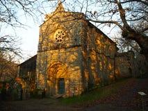 Kloster von Santa Cristina Lizenzfreie Stockbilder
