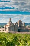 Kloster von Santa Maria de Poblet, Spanien Stockbilder