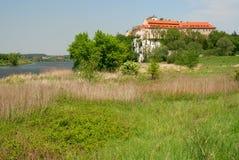 Kloster von Tyniec Lizenzfreies Stockbild