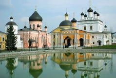 Kloster Voznesenskaya Davido Stockbild