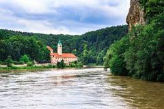Kloster Weltenburg Foto de archivo