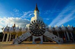 Klosterbroder av Buddha Thailand Royaltyfri Bild