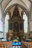 Klosterkirche in Wuppertal-Beyenburg Stockbild