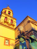 klosterkors Arkivfoto
