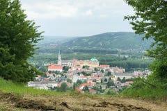 Klosterneuburg en Basse Autriche Photo libre de droits
