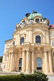 Klosterneuburg Monastery is a twelfth-century Augustinian monast. Ery of the Roman Catholic Church located in the town of Klosterneuburg in Lower Austria Royalty Free Stock Images