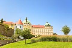 Klosterneuburg Monastery is a twelfth-century Augustinian monast Royalty Free Stock Photos
