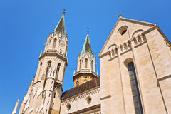 Klosterneuburg Monastery is a twelfth-century Augustinian monast Stock Photo