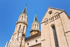 Klosterneuburg Monastery is a twelfth-century Augustinian monast Stock Photo