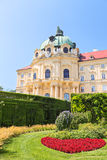 Klosterneuburg Monastery is a twelfth-century Augustinian monast Royalty Free Stock Photo