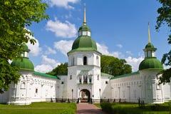klosternovgorod seversky ukraine Royaltyfria Foton