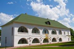 klosternovgorod seversky ukraine Arkivbilder