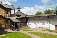klosternovgorod seversky ukraine Royaltyfri Bild