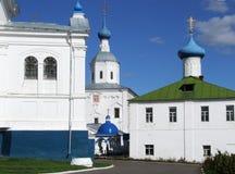 klosterorthodoxy Arkivbild