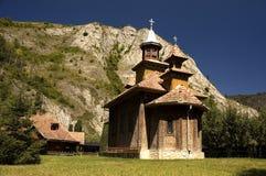 klosterposaga arkivfoton