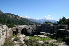 klosterratac Arkivbild
