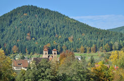 Klosterreichenbach, черный лес, Германия Стоковые Фотографии RF