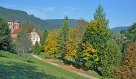 Klosterreichenbach,black forest,schwarzwald,germany Stock Photography