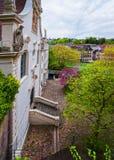 Klosterskola av den heliga graven i Baden Baden Germany Arkivbilder