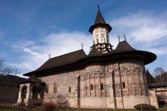 klostersucevita Royaltyfria Bilder