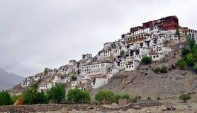 klosterthiksey arkivbilder