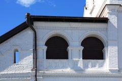 Klosterwand Lizenzfreies Stockfoto