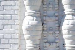 Klosterwand Lizenzfreie Stockbilder