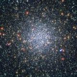 Klotformig klunga 47 Tucanae, NGC 104 i konstellationen Tucana Royaltyfri Fotografi