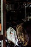 Klotz Kasta Företag/Lonaconing silke maler - Lonaconing, Maryland arkivfoto