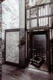 Klotz Throwing Company/Lonaconing-Seidenspinnerei - Lonaconing, Maryland Lizenzfreie Stockbilder