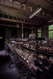 Klotz Throwing Company/Lonaconing-Seidenspinnerei - Lonaconing, Maryland stockfotografie