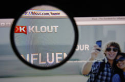 Klout Stock Photography
