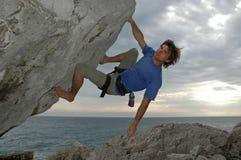 klättring 3 Fotografering för Bildbyråer