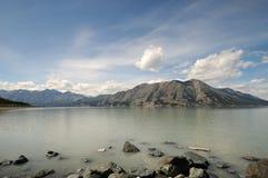 Kluane Lake Water's Edge Stock Photography
