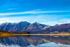 Kluane Lake, Yukon Territories Stock Photos