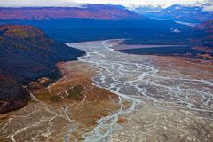 Kluane National Park and Reserve Stock Photos