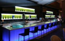 klub bar, modny Fotografia Royalty Free