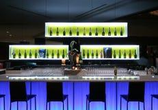 klub bar, modny Zdjęcia Stock