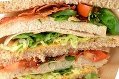 Klubbasmörgås. Arkivfoton