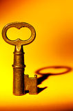 klucz Obraz Stock