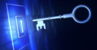 klucz Ilustracja Wektor