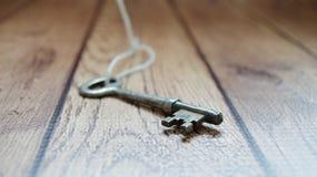 klucz antyk Zdjęcie Stock