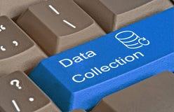 Klucz dla dostępu gromadzenie danych obraz royalty free