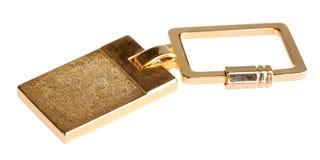 klucz do posiadacza Zdjęcia Stock